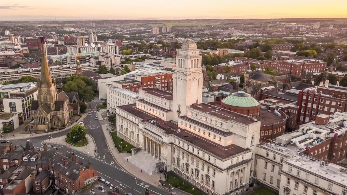 Study at the University of Leeds from Bangladesh
